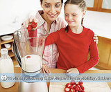 10 Hints For Having Little Helpers in the Holiday Kitchen