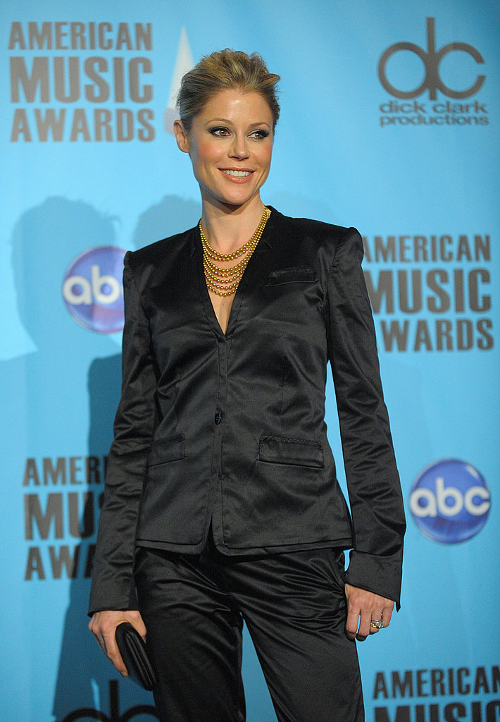 Julie Bowen Looks Tuxy