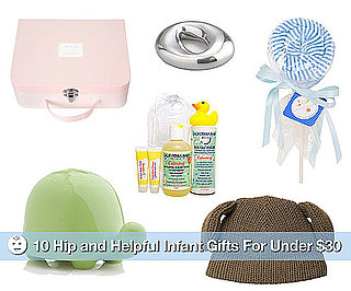 10 Hip and Helpful Infant Gifts For Under $30