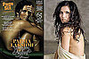 Padma Lakshmi Nude on the Cover of Page Six