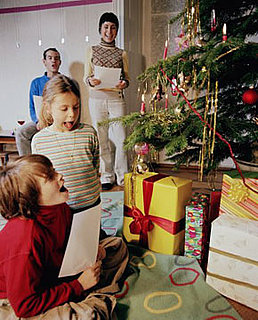 Family Ties: Focus More on Presence and Less on Presents