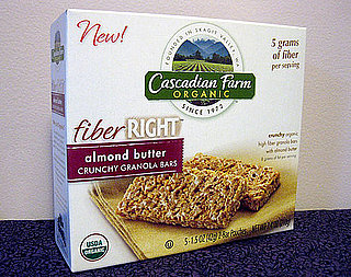 Food Review: Cascadian Farm Fiber Right Bars