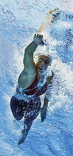 Tips For Hand Position When Swimming