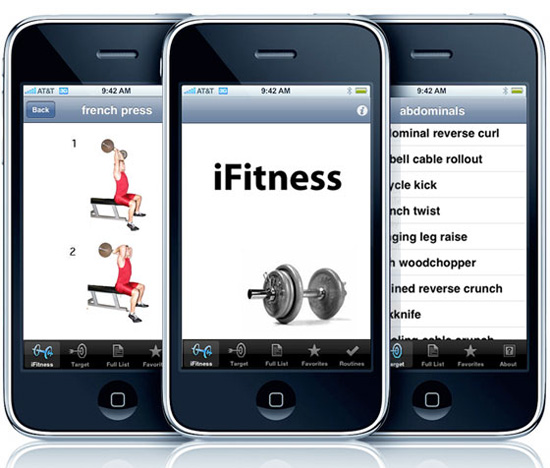 Fitness Tech Tools
