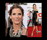 Sandra Bullock Mixes It Up