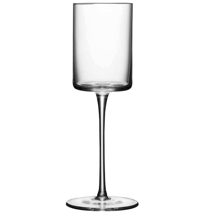 Get the look with the LSA International Olya White Wine Glass ($20).