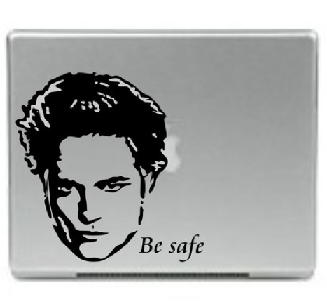 See all of the wacky Edward Cullen products I found on Etsy.