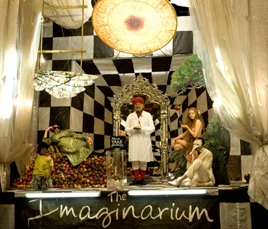 Inspired: The Imaginarium of Doctor Parnassus