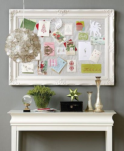 Casa Quickie:  Frame Your Cards