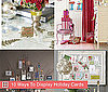 10 Ways to Display Your Holiday Cards