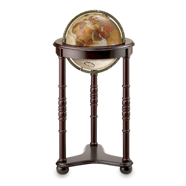 Let your fingers do the globetrotting with this Lancaster Floor Globe ($190).