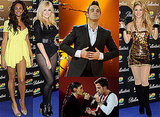 Photos from 40 Principales 2009 Including Robbie Williams, Shakira, Alesha Dixon, Pixie Lott, James Morrison,