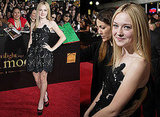 Photos of Dakota Fanning at the LA Premiere of New Moon