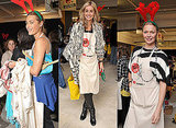 Photos of Celebrities at the Selfridges Garage Sale