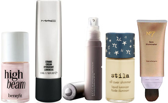 Best Liquid Luminizers, Best Highlighters, Best Illuminators