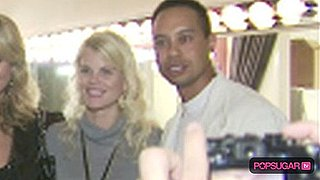 Tiger Woods Mistress Releases Voice Mail