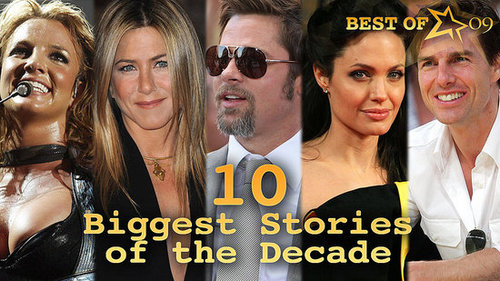 Top Stories of the Decade