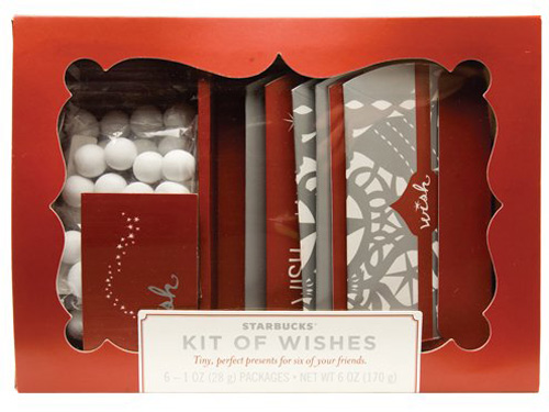 Starbucks Wish Kit Gift Pack