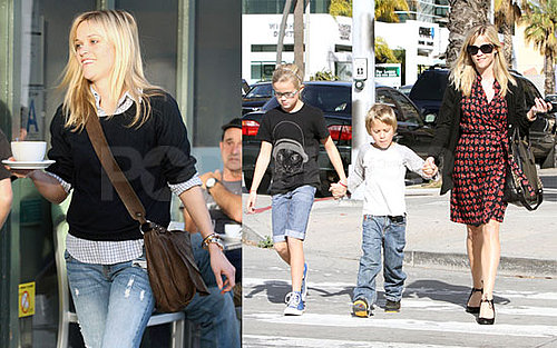 Photos of Reese Witherspoon Shopping in LA