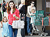Photos of Jennifer Garner And Violet Affleck Together in LA 2009-12-21 04:00:00