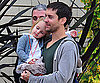 Slide Photo of Tobey Maguire With Ruby in LA 2009-12-18 16:00:51