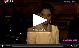 Video of Ashley Greene Looking Gorgeous With Jessica Out For Sherlock Holmes in NYC!