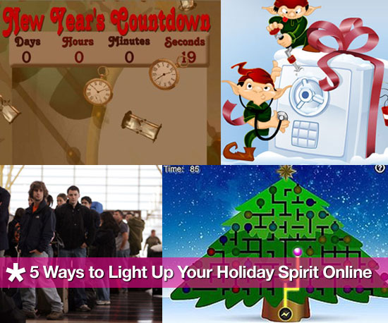 5 Ways to Light Up Your Holiday Spirit Online