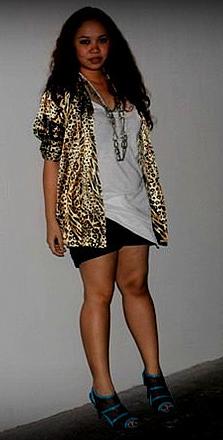 Sporty Leopard