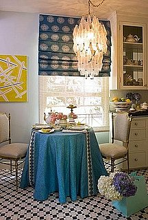 Love It or Hate It? Busy Blue Kitchen
