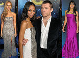 Photos from the Los Angeles Avatar Premiere with Leona Lewis, Zoe Saldana, Sam Worthington, Audrina Patridge
