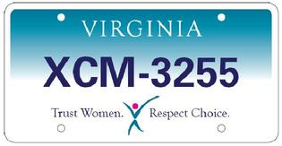 Pro-Choice License Plate — Love It or Leave It?
