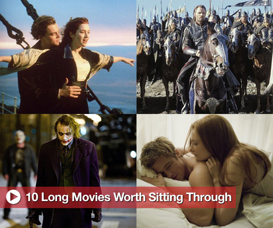 10 Looong Movies That Are Worth Sitting Through