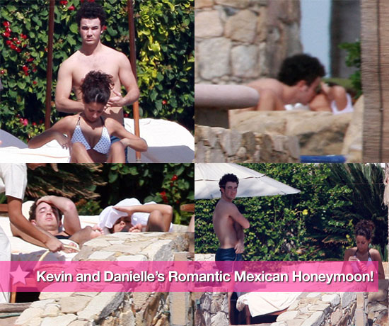 Kevin and Danielle's Romantic Mexican Honeymoon!