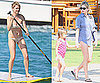 Michelle Williams Bikini Photos With Matilda in Hawaii