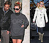Photos of Britney Spears And Jason Trawick at JFK