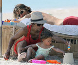 The Year in Celebrity Vacations!