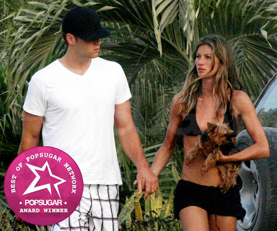 Favorite Celebrity Wedding: Tom Brady and Gisele Bundchen