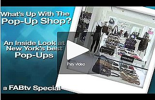 FabTV Episode About Pop-Up Shops in NYC