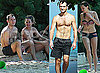 Gallery of Hot Candid Photos of Shirtless Jude Law & Bikini Clad Sienna Miller on Christmas & Birthday Holiday in Barbados