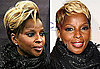 Mary J Blige Hair, Mary J Blige Hair Color 2009-12-24 03:23:14