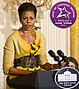 Michelle Obama: Favorite Female Newsmaker of 2009