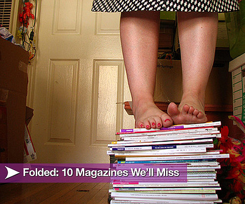 Magazines That Folded in &#039;00s