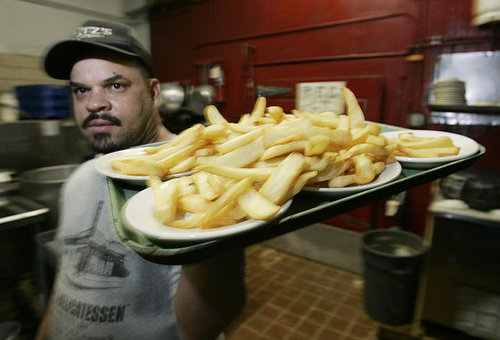 California Trans Fat Ban Takes Effect Jan. 1, 2010
