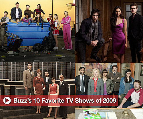 Buzz's 10 Favorite TV Shows of 2009