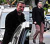 Photos of Ben Affleck Getting Coffee in LA