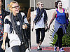 Photos of Dakota Fanning Exercising in LA