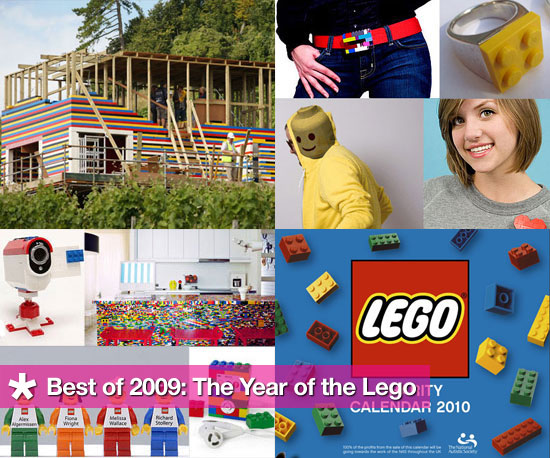Best of 2009: The Year of the Lego
