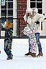 Guess Which Celebrity Mom Ice Skates?