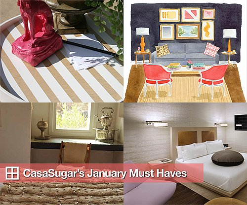 CasaSugar's January Must Haves