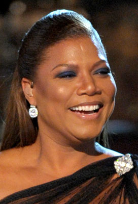 Pictures of Queen Latifah at the 2010 People&#039;s Choice Awards